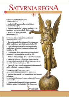 Saturnia Regna n. 65